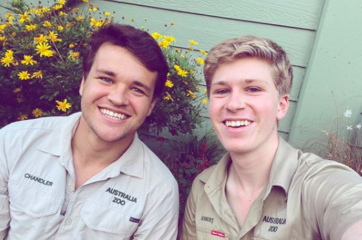 Robert Irwin Instagram