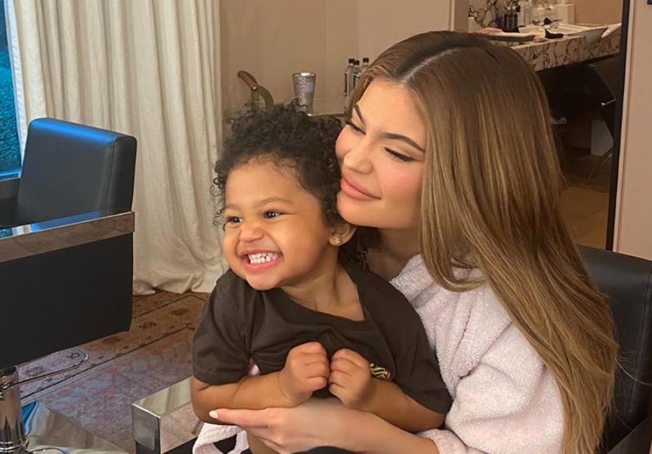 Kylie Jenner, Travis Scott from Instagram
