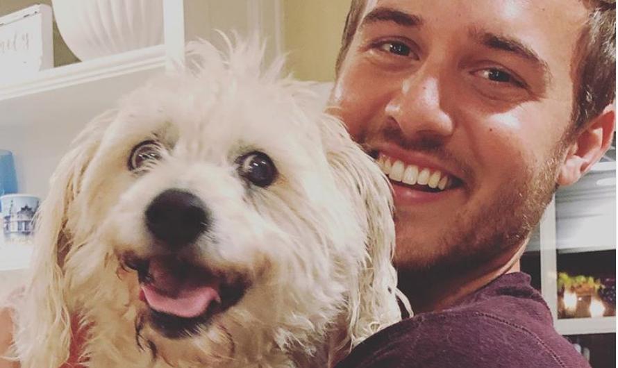 Bachelor star Peter Weber Instagram
