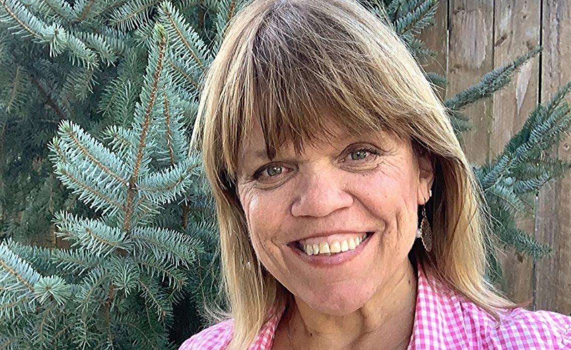 LPBW star Amy Roloff Instagram