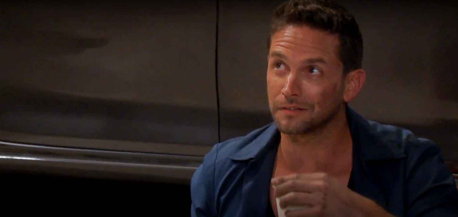 Brandon Barash as Jake in Days of Our Lives