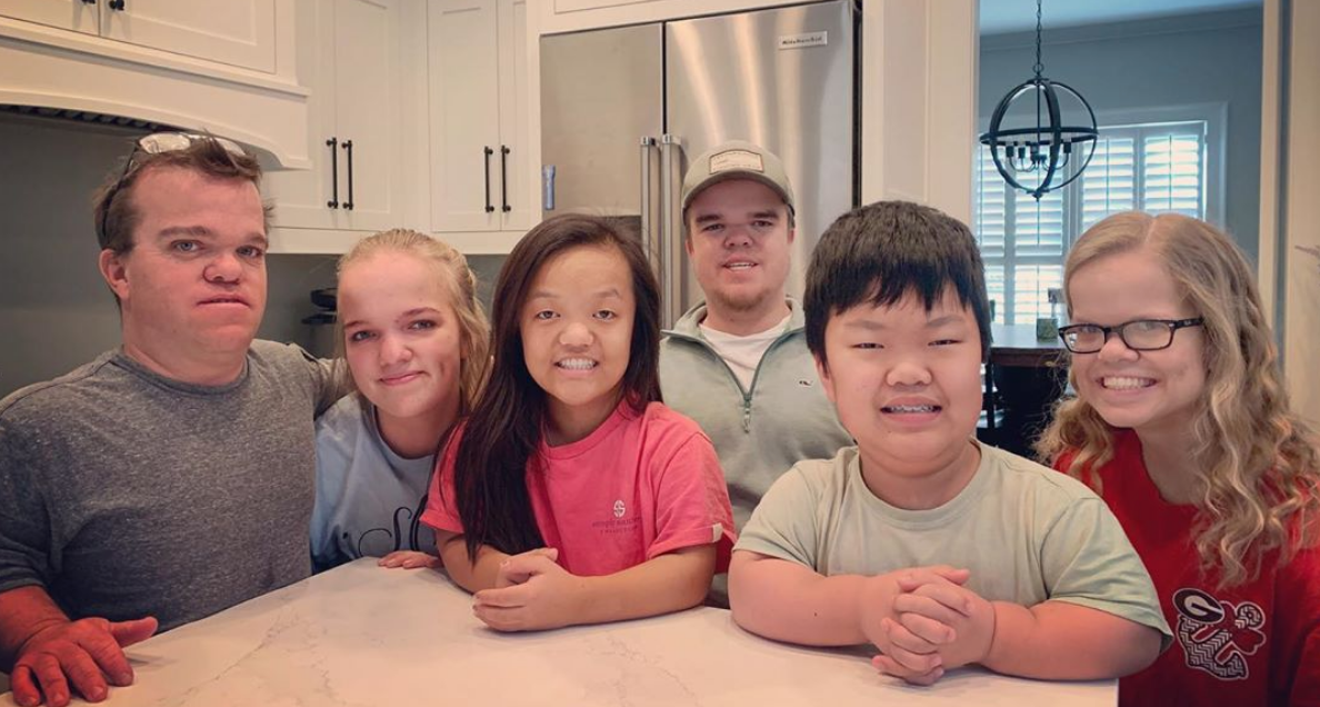 7 Little Johnstons Instagram