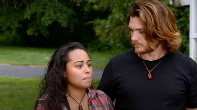 90 day fiance happily ever after Tania and Syngin