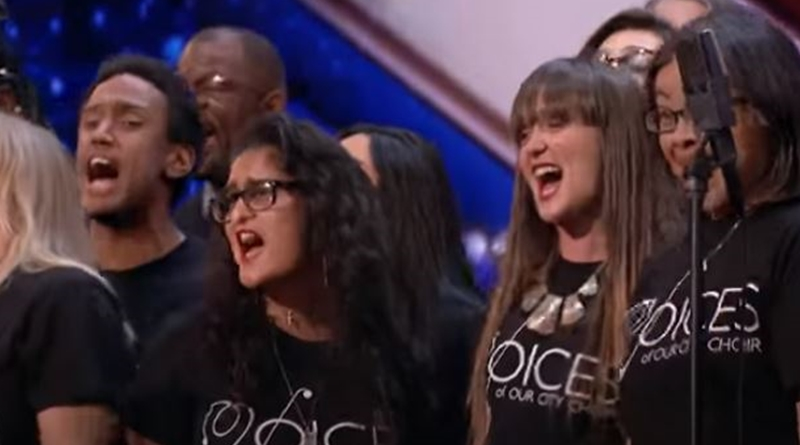 America's Got Talent Voices of our city