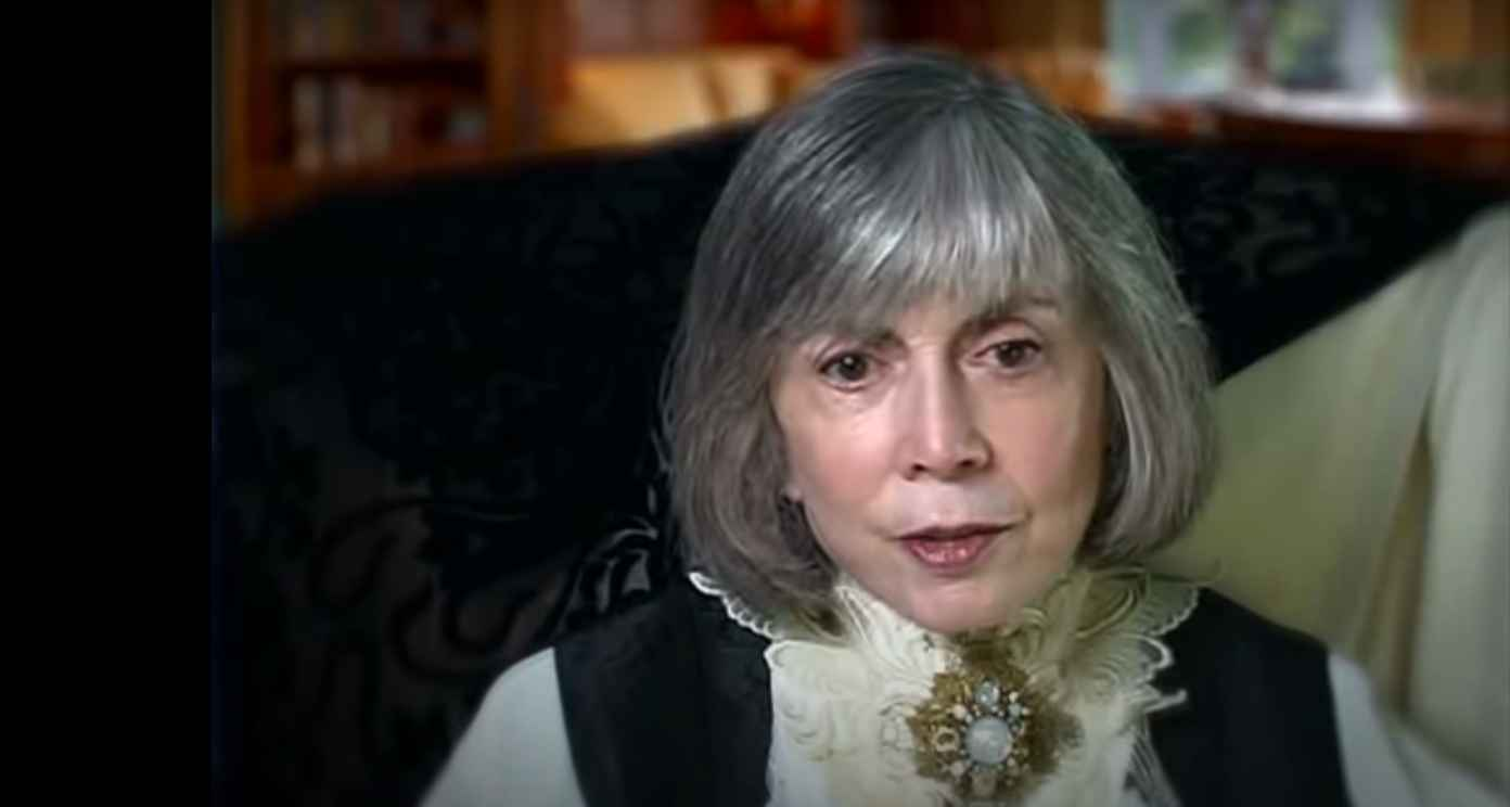 Anne Rice, author of Vampire Chronicles and Lives of the Mayfair Witches (AMC)