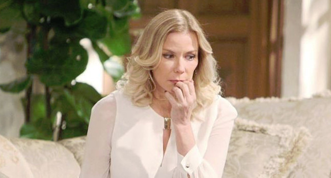 Bold and the Beautiful Katherine Kelly Lang Instagram