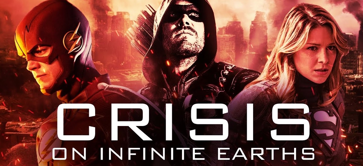 Crisis Infinite Earths YouTube