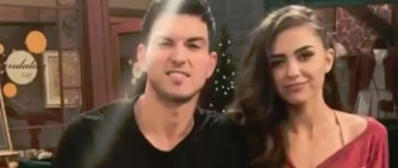 DOOL Robert Scott Wilson and Victoria Konefal Instagram
