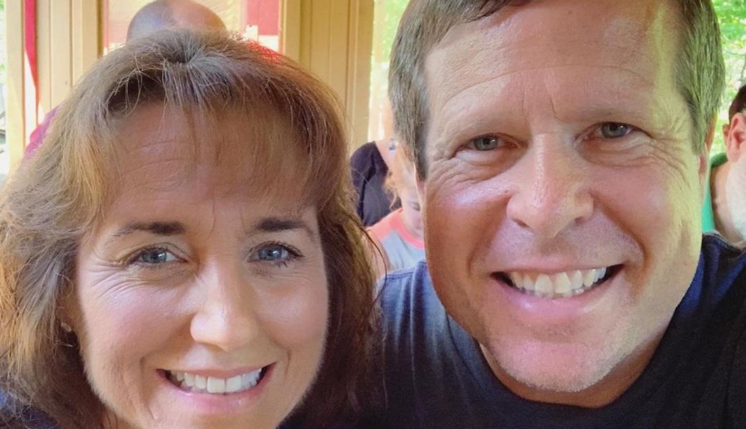 Michelle and Jim Bob Duggar Instagram