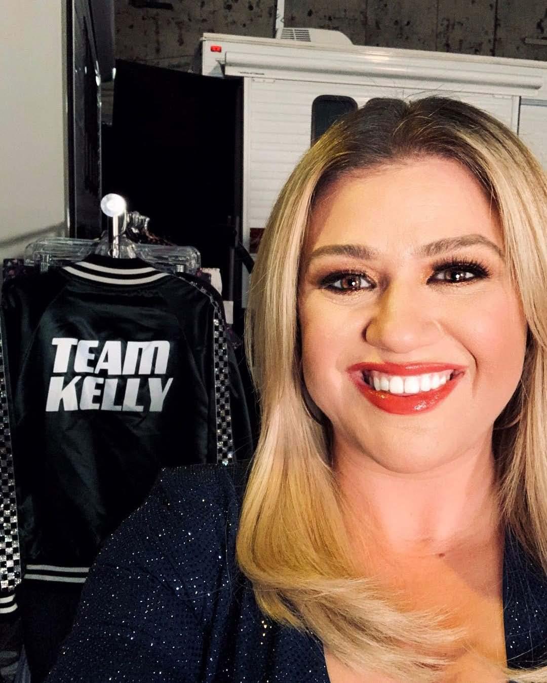 'The Voice' Kelly Clarkson