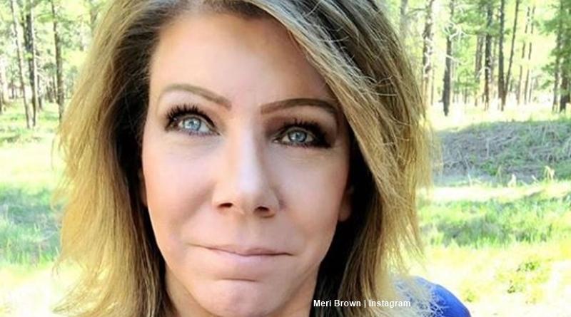 Meri Brown makeup