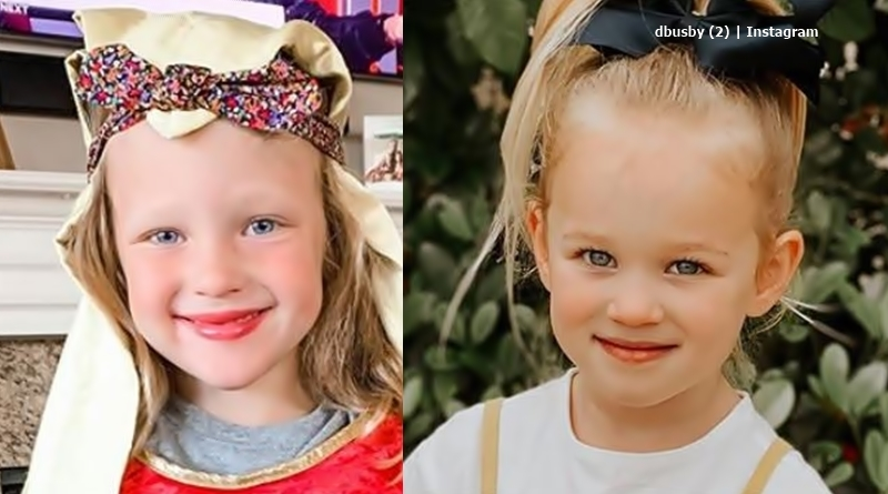 OutDaughtered Parker and Riley