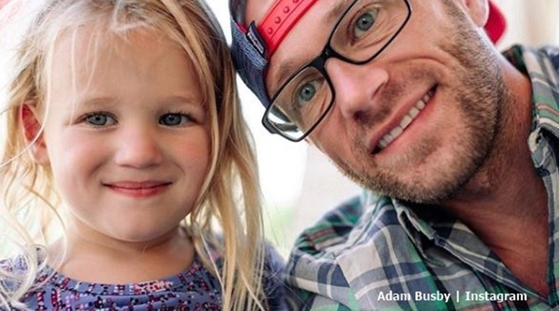 OutDaughtered Riley and Adam Busby