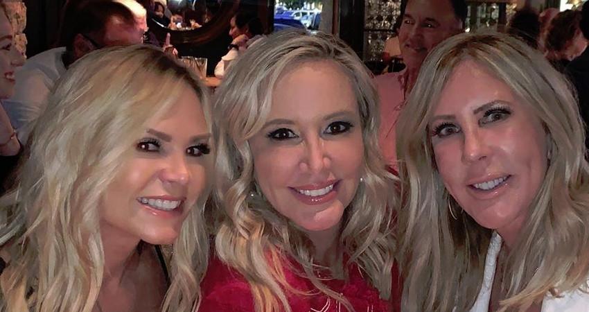 RHOC Tamra Judge, Shannon Beador and Vicki Gunvalson Instagram