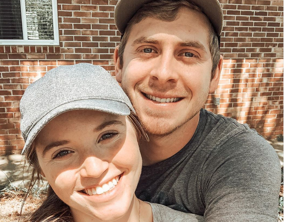 Austin Forsyth and Joy Duggar Instagram
