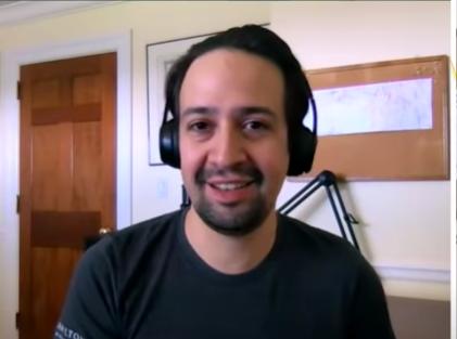 Lin-Manuel Miranda, YouTube, Hamilton