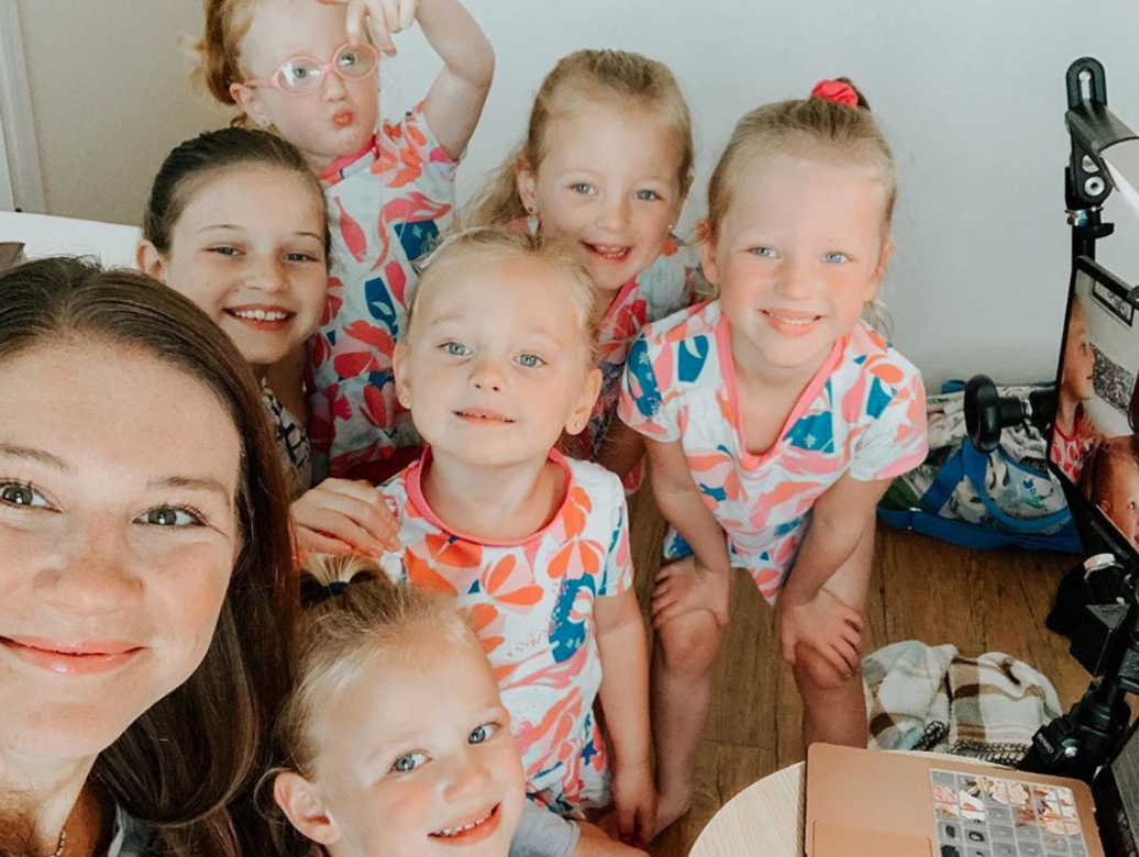 OutDaughtered, Danielle Busby Instagram
