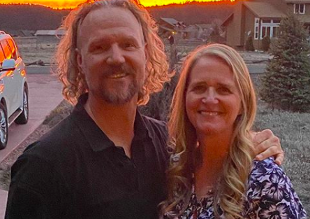 Kody and Christine Brown, Instagram, Sister Wives