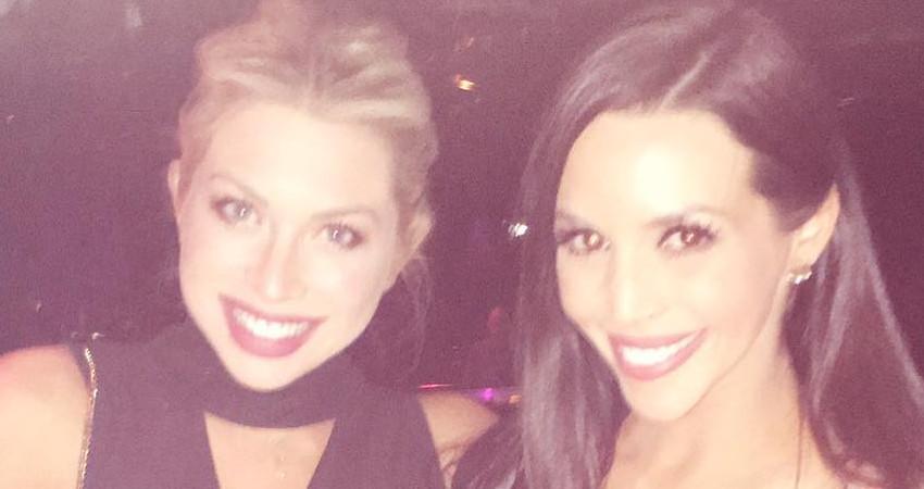 VPR Stassi Schroeder and Scheana Shay Instagram