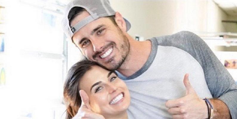 ben higgins and jessica clarke instagram picture