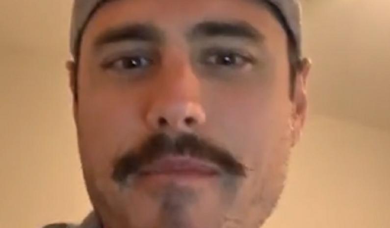 ben higgins instagram video
