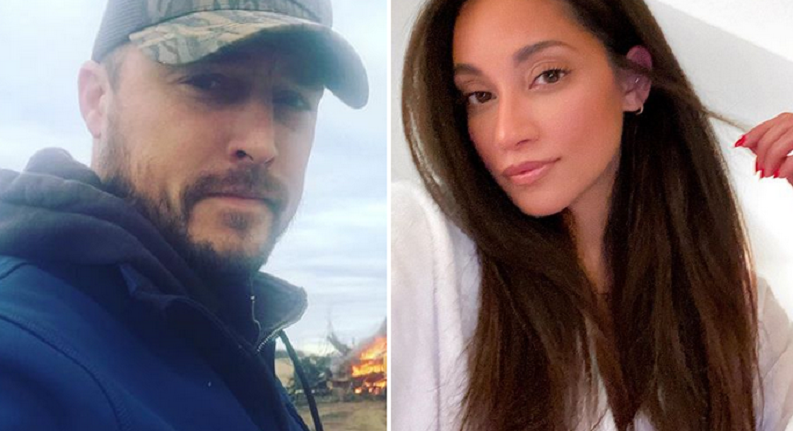 chris soules and victoria fuller's instagram selfies