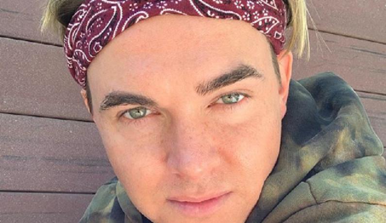 jesse mccartney instagram selfie