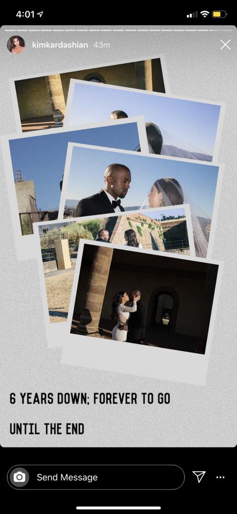 kim kardashian instagram stories