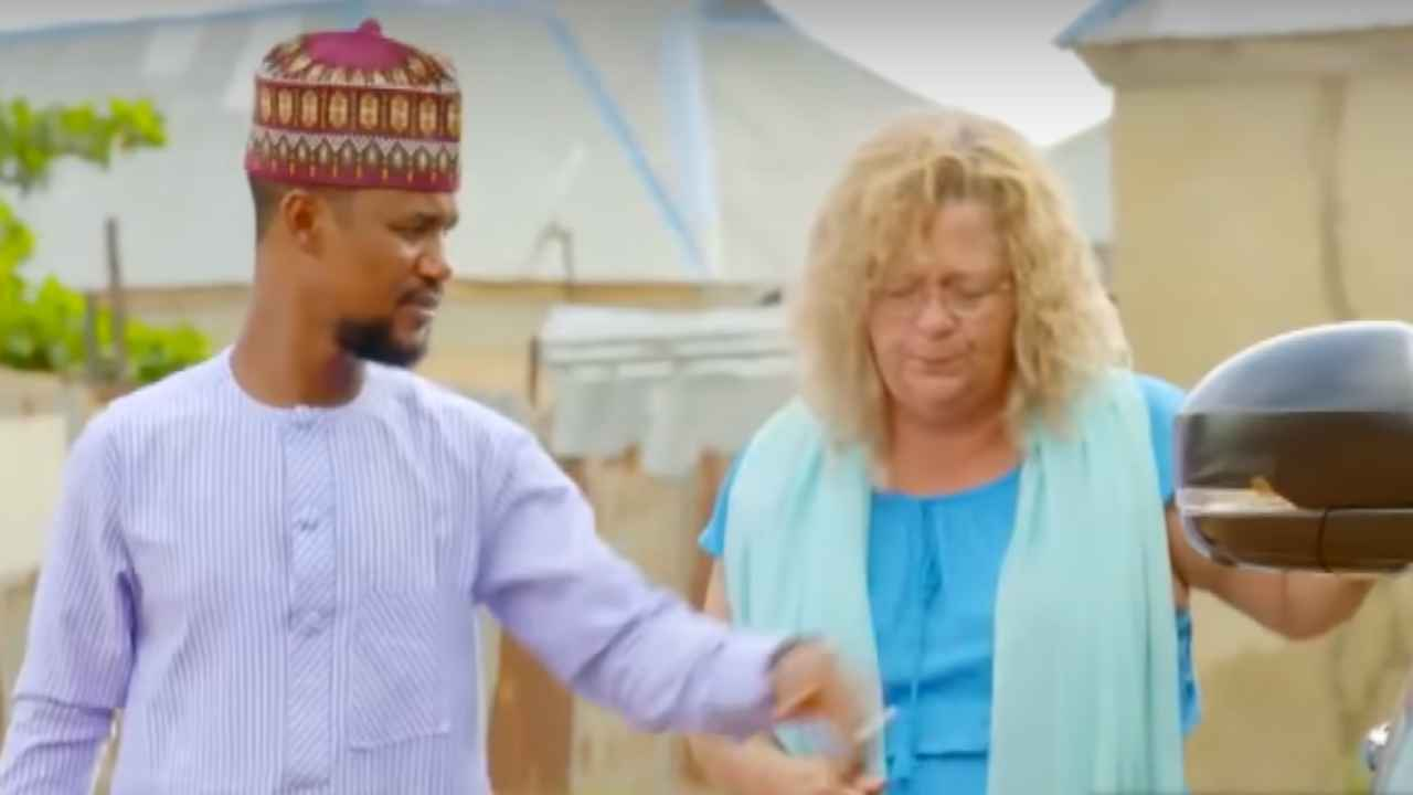 Lisa Hamme and Usman Umar of 90 Day Fiancé
