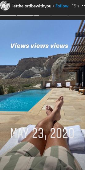 scott disick instagram stories