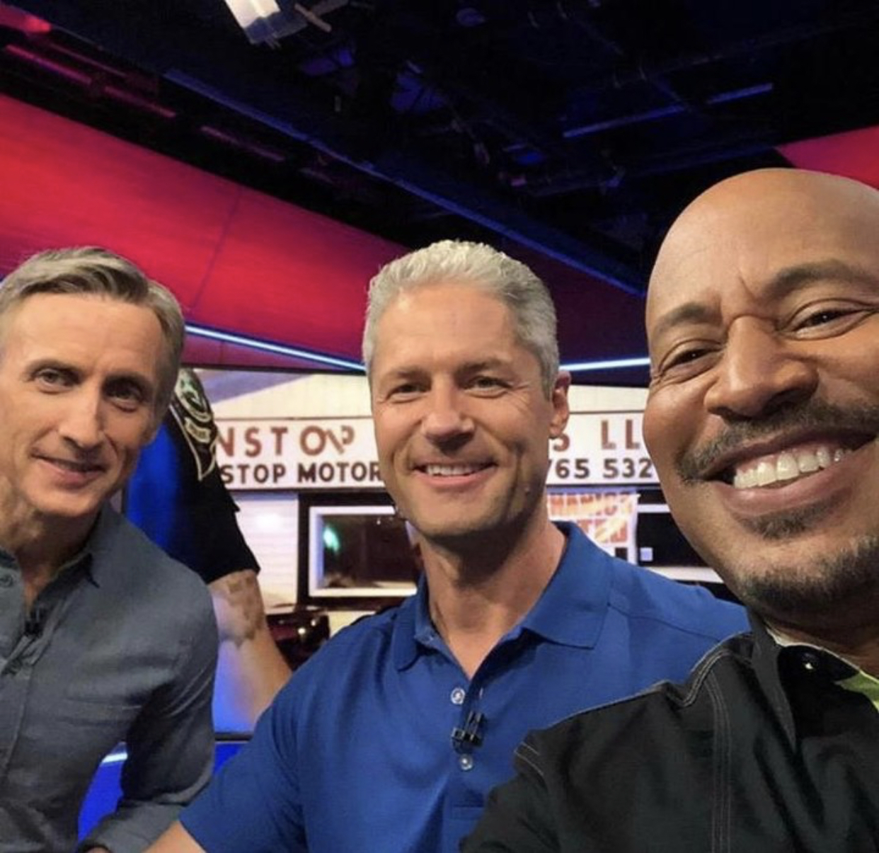 Live PD hosts