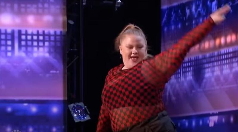 AGT Heidi Klum buzzed Amanda La Count
