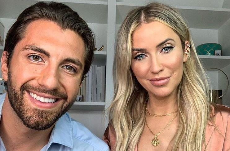 'Bachelor' couple Jason Tartick and Kaitlyn Bristowe via Instagram