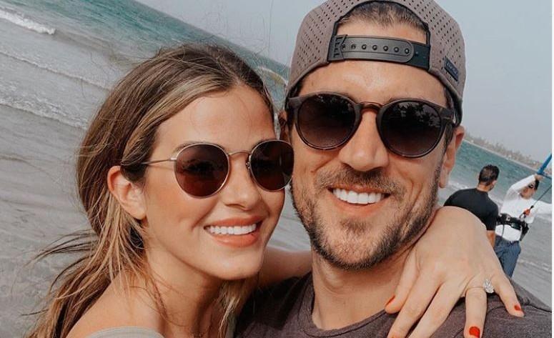 'Bachelorette' Couple JoJo Fletcher and Jordan Rodgers via Instagram