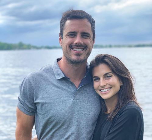Ben Higgins and Jessica Clarke Instagram
