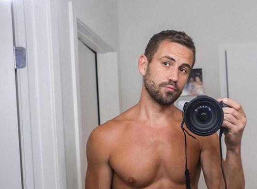 Nick Viall, Instagram