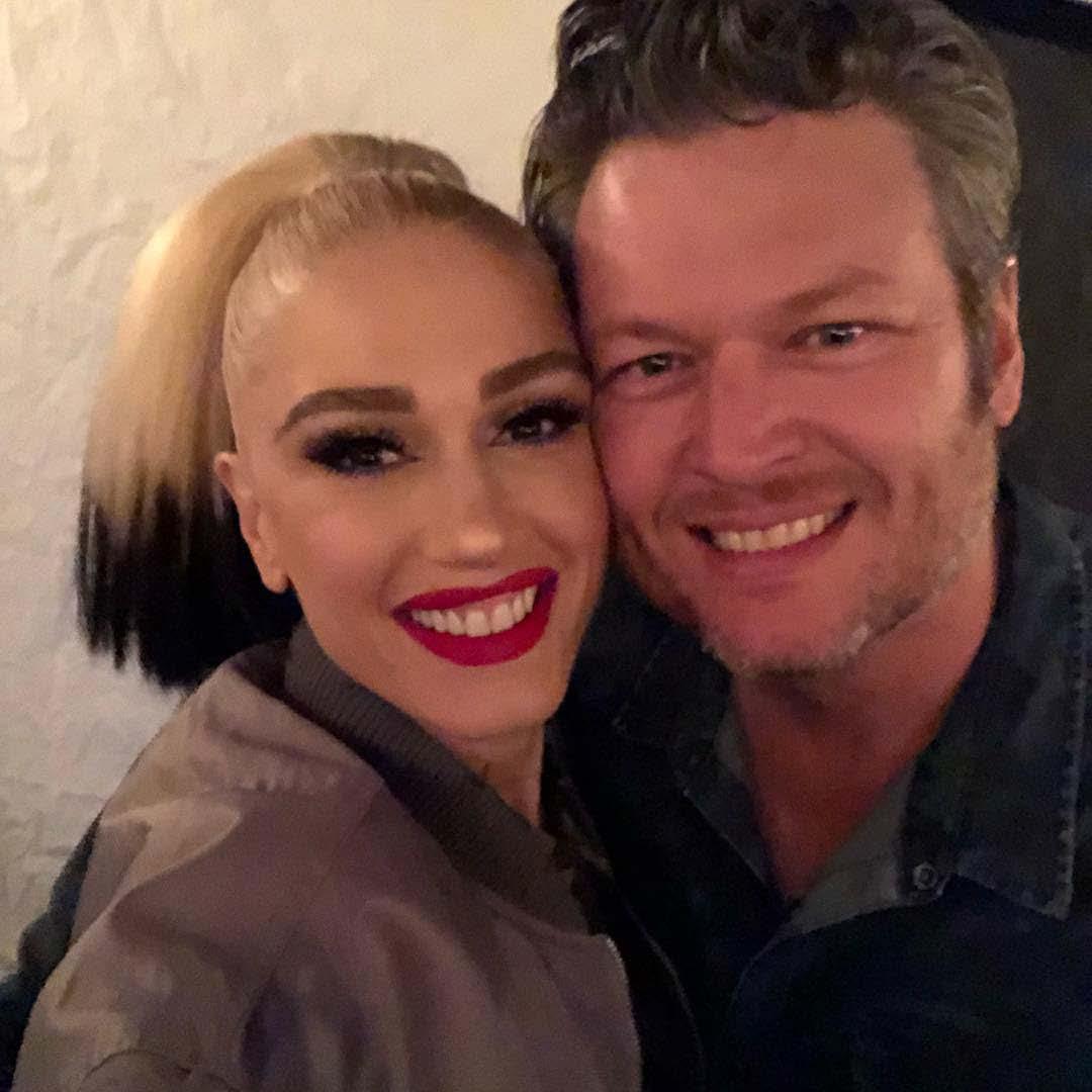 'The Voice' Gwen Stefani with Blake Shelton