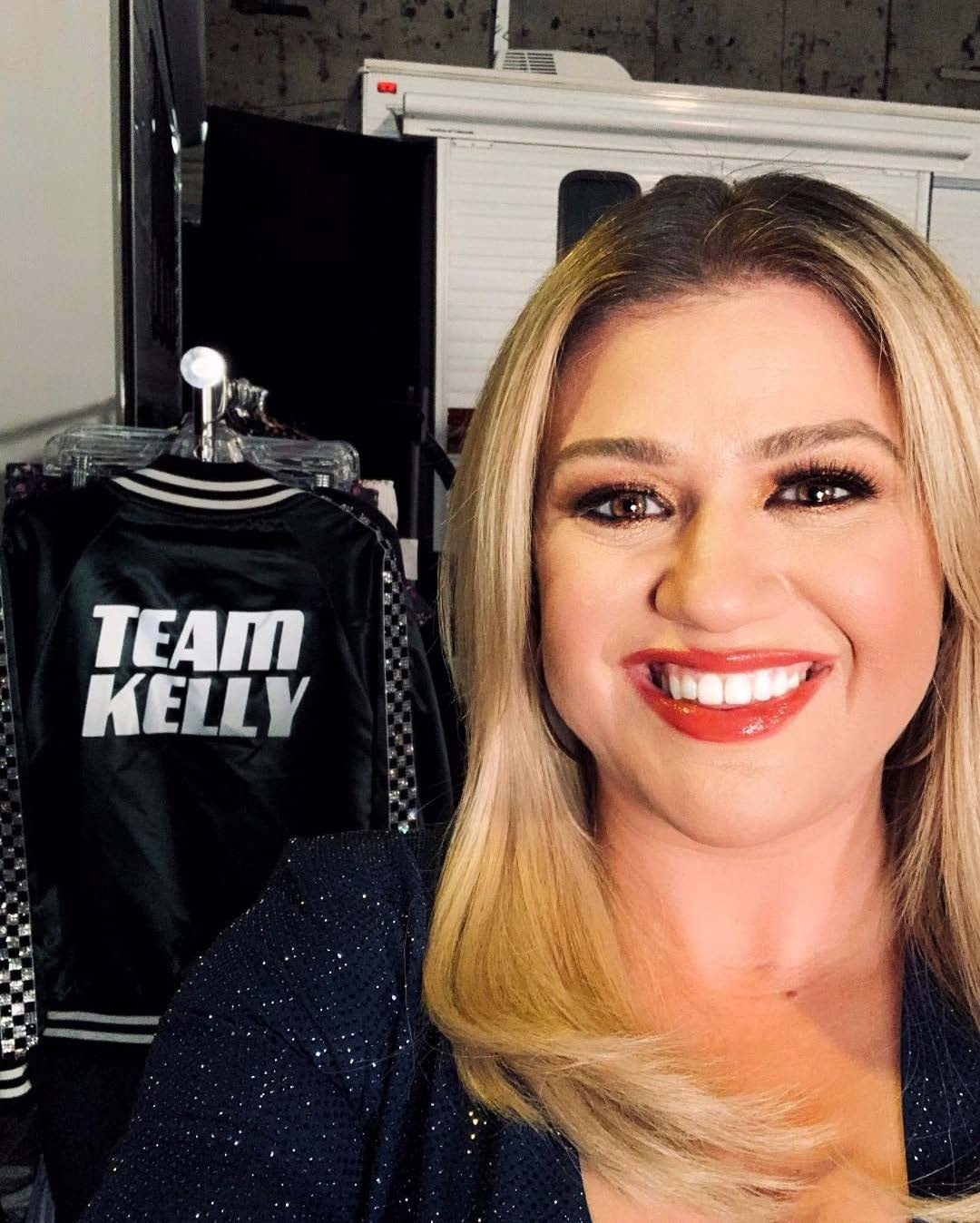 Kelly Clarkson on being body-shamed
