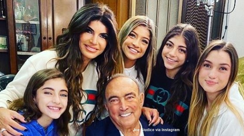RHONJ Joe Giudice daughters