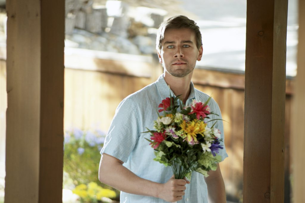 Hallmark, After learning her job is on the line, Eden returns to Lake Tahoe where she used to spend her summers growing up. There she's reunited with her childhood friend Riley and finds that the draw of her past might direct her future to a happiness she's been missing in her life. Photo: Torrance Coombs Credit: ©2020 Crown Media United States LLC/Photographer:Courtesy Candlelight Media Group