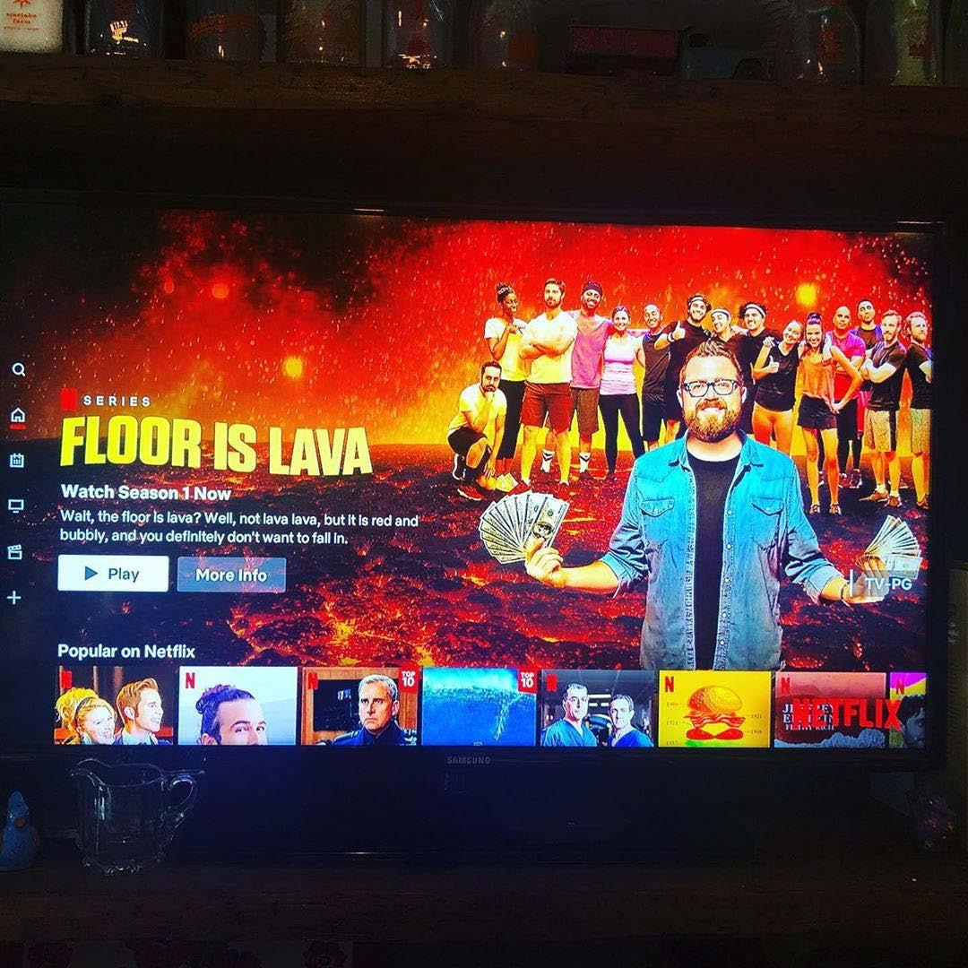 """""""Floor is Lava"""""""