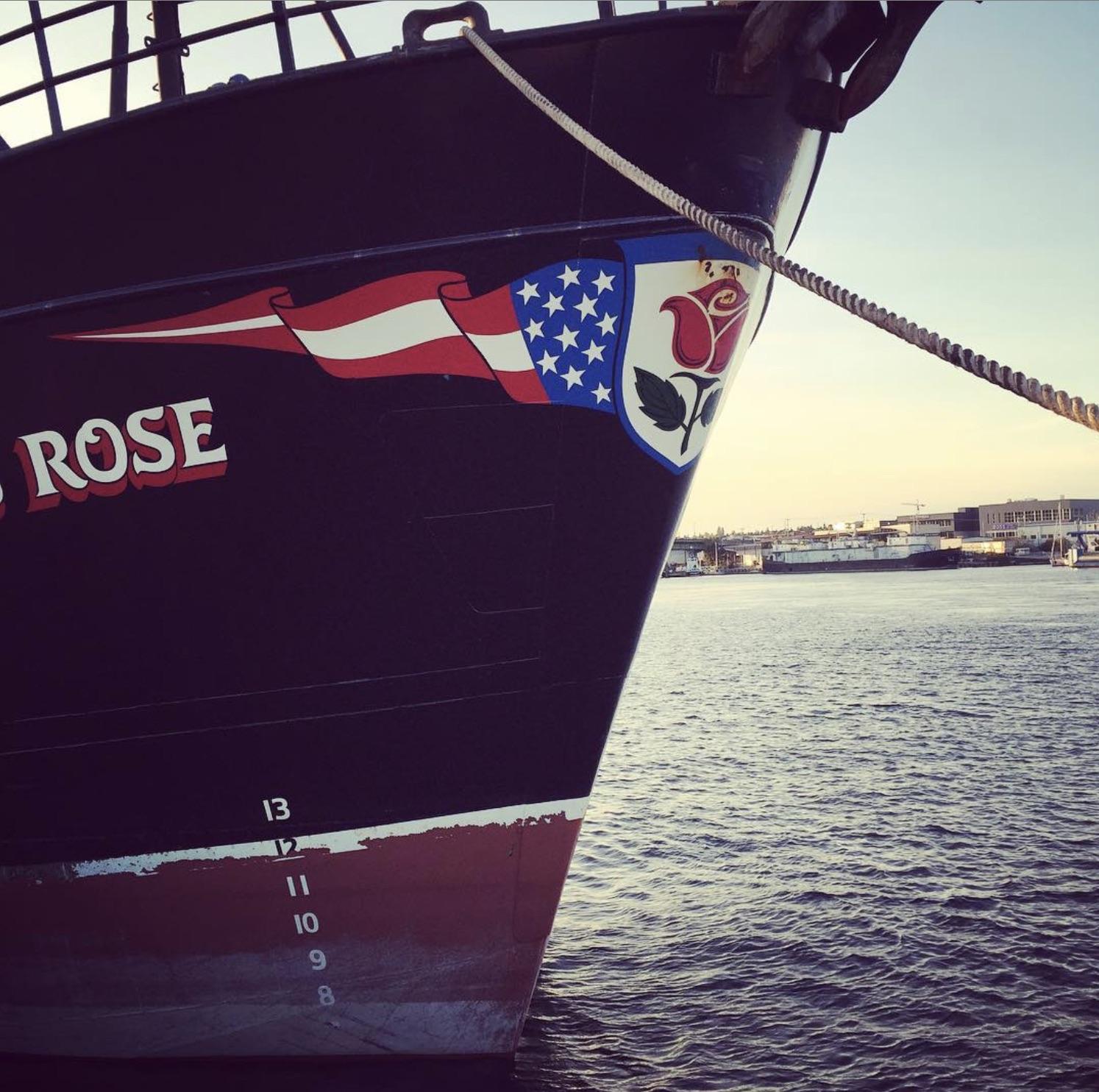 Deadliest Catch, Scandies Rose-https://www.instagram.com/p/BK4aRGnDveI/