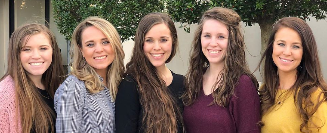 Duggar family Instagram (Counting On)