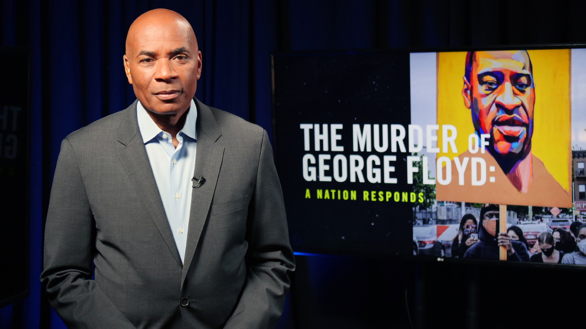 ID to air THE MURDER OF GEORGE FLOYD: A NATION RESPONDS