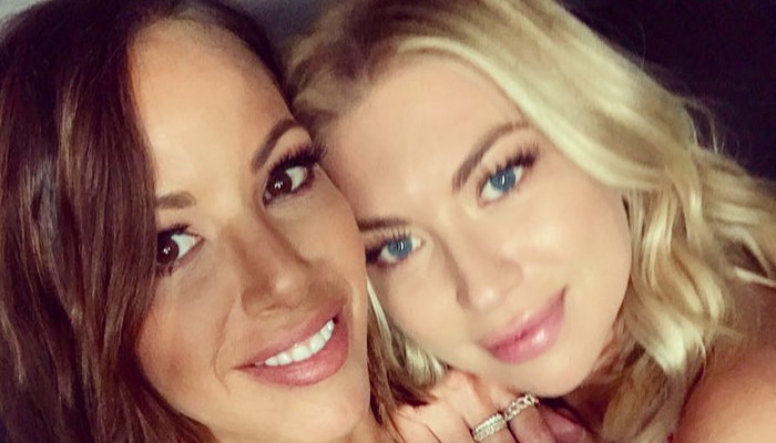 VPR Kristen Doute and Stassi Schroeder Instagram