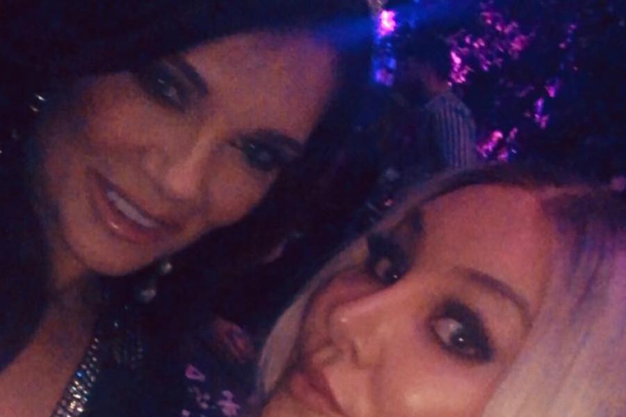 VPR Lisa Vanderpump and Billie Lee Instagram