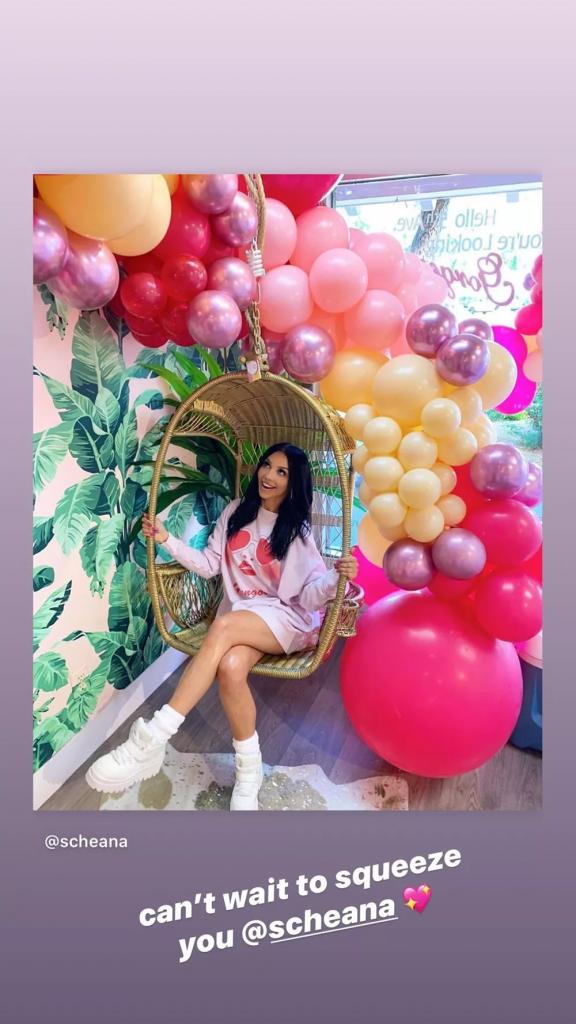 ariana madix instagram story