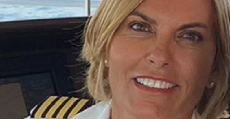 below deck mediterranean captain sandy yawn on instagram