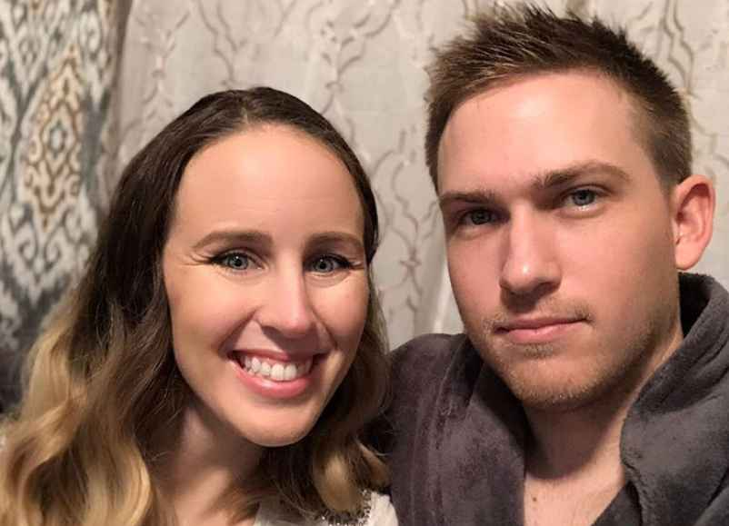 Danielle and Bobby of Married at First Sight
