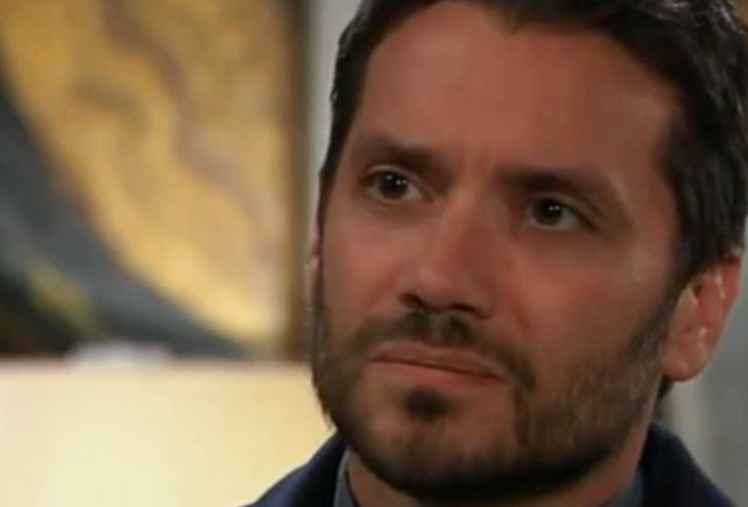 Dominic Zamprogna of General Hospital and To the Moon and Back